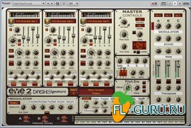 Dash Signature EVE 2 - Electronic Vintage Ensemble v.2.00.06(плюс звуковые аддоны)