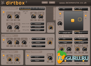 De La Mancha - Dirtbox VST v.3.01