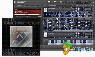 Digital Sound Factory Classic Synthesizers