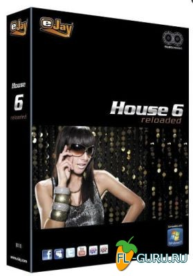 eJay - House 6 Reloaded 6.01.0308 x86 [2013, ENG]