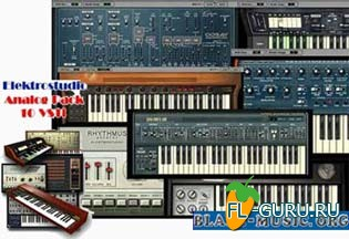 Electrostudio-Analog Pack VSTi
