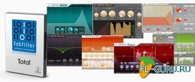 FabFilter TotalBundle v2015.02.02