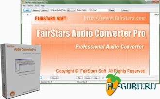 FairStars Audio Converter Pro 1.50