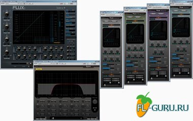 Flux Spring Pack Bundle VST.RTAS 1.0.4.14