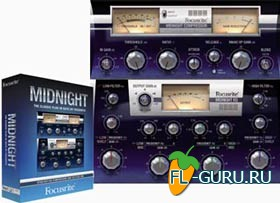 Focusrite Midnight Plugin Suite VST.RTAS 1.1