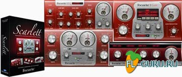 Focusrite Scarlett Plugin Suite VST 1.1
