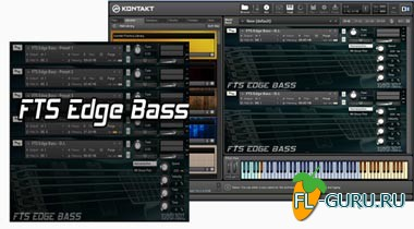 FTS Edge Bass D I Incl Presets 1-4