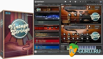 Funk Soul Productions Vintage Strings