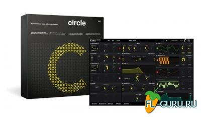 Future Audio Workshop - Circle 2.0.1 STANDALONE,  x86 x64 [05.2015]