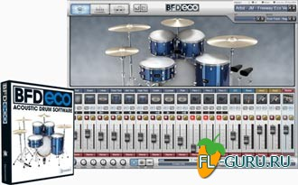 FXpansion BFD Eco Full v 1.5.0.11 WIN. OSX