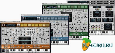 FXpansion DCAM Synth Squad VSTi.RTAS.STANDALONE 1.0.4.2