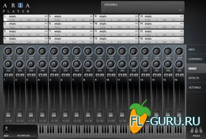 Garritan ARIA Player 1.504 VST.RTAS x86/x64
