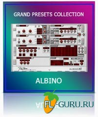 Grand Presets Pack for LinPlug Albino