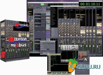 Harrison Mixbus v 2.3 and Plugins