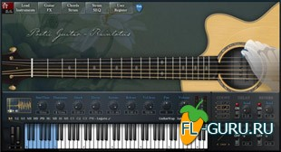 H.E. Audio Poetic Guitar Rainlotus VST 2.2.0 x86