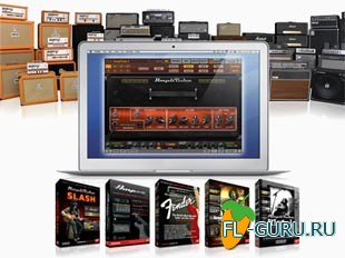 IK Multimedia AmpliTube 3 VST.RTAS 3.11 x86/x64