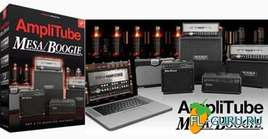 IK Multimedia AmpliTube CS 3.15с x86/x64