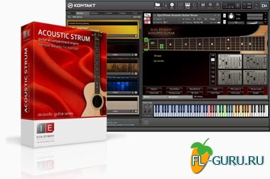 Ilya Efimov Acoustic Guitar Strum v.1.52
