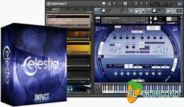 Impact Soundworks Celestia Heavenly Sound Design