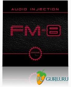 Industrial Strength Records Audio Injection FM-8