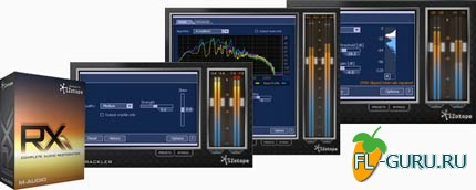 iZotope RX 3 Advanced VST.VST3.RTAS 3.00 x86/x64