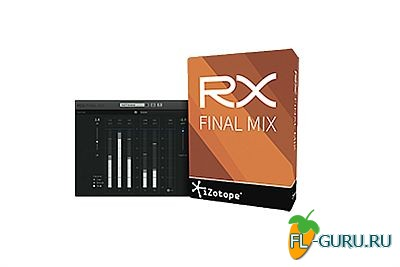 iZotope - RX Final Mix 1.01.202 VST, VST3, RTAS, AAX x86 x64 [09.2015]