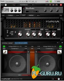Kuassa Amplifikation One VST 1.2.2