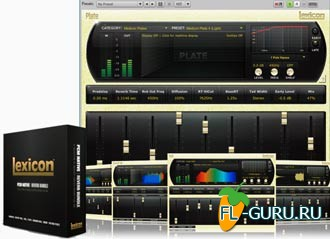 Lexicon PCM Native Reverb Plug-In Bundle VST.RTAS 1.0.4