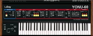 LPX-S1 virtual synthesizer, Yonu60, Antopya, Athmonova2 - синтезаторы от Idaysynths