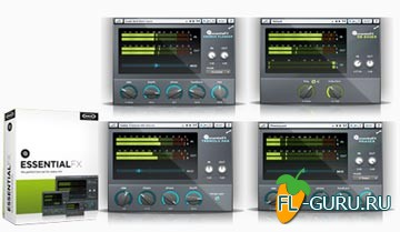MAGIX essentialFX Suite 2.05 VST x86/x64