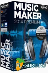 MAGIX Music Maker 2014 Premium v20.0.2.35