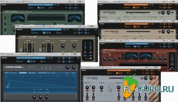Magix Samplitude FX Suite 1.0 VST