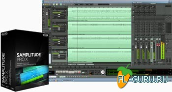 MAGIX Samplitude Pro X 12.0 x86/x64 (WORKiNG)