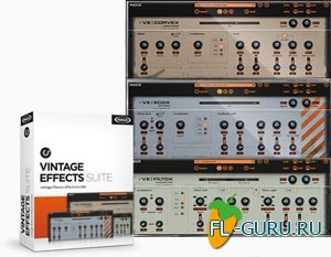 MAGIX Vintage Effects Suite 2.003 VST x86/x64
