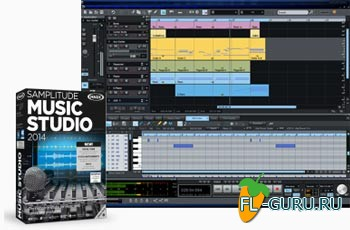 Music Samplitude Music Studio 2014 v 20.0.2.16 x86/x64