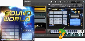 MVP Loops Sound World V.L.X