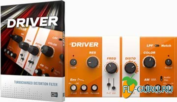 Native Instruments Driver VST.RTAS 1.0.1 x86/x64