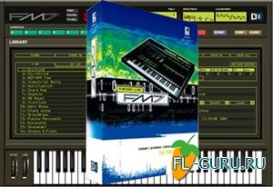 Native Instruments FM7 Presets Collection