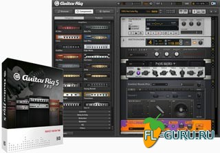Native Instruments Guitar Rig 5 Pro STANDALONE. VST. RTAS 5.0.1