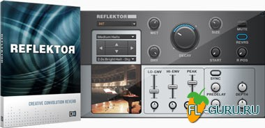 Native Instruments Reflektor 2.0.0 Update x86/x64
