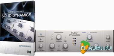 Native Instruments Solid Dynamics 1.1.0 Update x86/x64