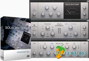 Native Instruments Solid Mix Series 1.0.1 VST x86/x64