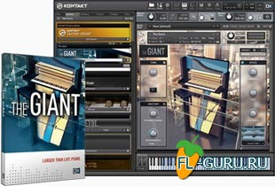 Native Instruments THE GIANT Piano