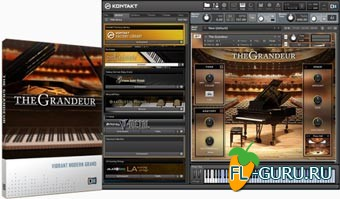 Native Instruments The Grandeur v 1.2.0