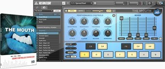 Native Instruments The Mouth 1.1.0 for Reaktor 5 WiN