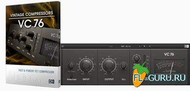 Native Instruments VC 76 1.0.0 VST.RTAS х86/x64