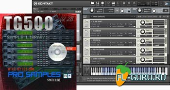 NiceBeats SynthLine Vol.28 - Yamaha TG500
