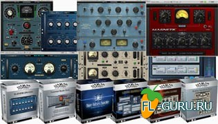 Nomad Factory All Plugins Bundle 1.3