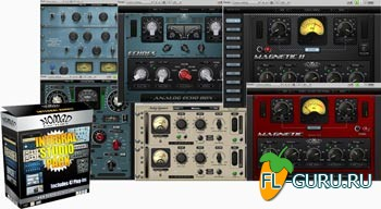 Nomad Factory Integral Studio Pack VST.RTAS 3.0 R3 x86 x64