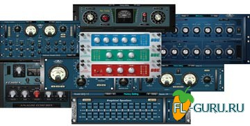 Nomad Factory Plugins Bundle VST.RTAS x86/x64